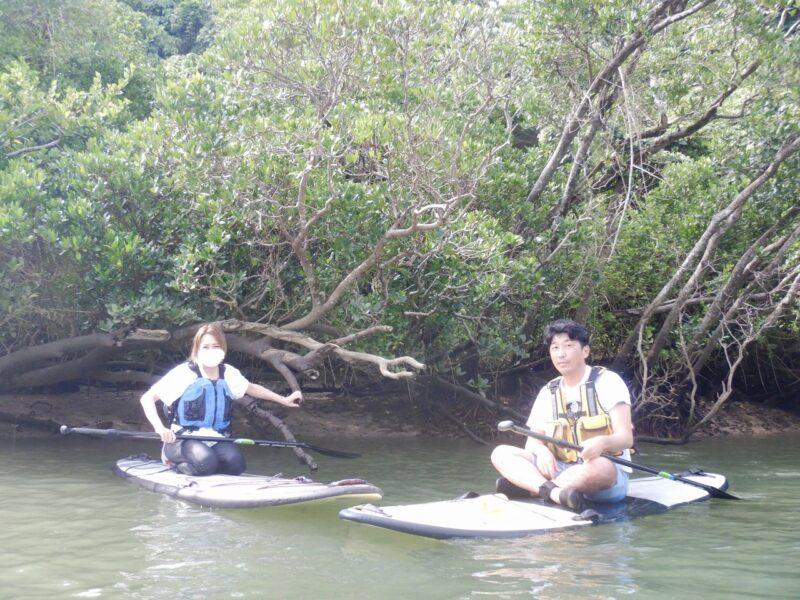 沖縄SUP